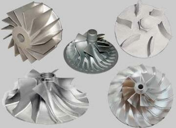 Repair Services for various Impeller