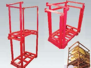 Stackable racks For Modular Racking System